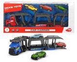 Transporter mit 3 Autos