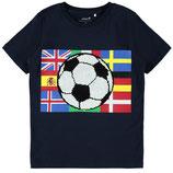 Fußball T-Shirt Wendepailletten