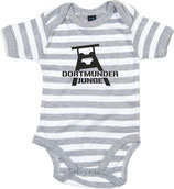Baby Body Dortmunder - Junge gestreift
