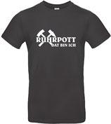 T-Shirt RUHRPOTT DAT BIN ICH used black