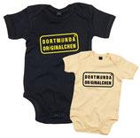 Baby Body schwarz Dortmunda Originalchen