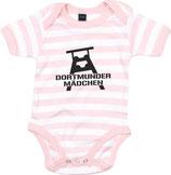 Baby Body Dortmunder Mädchen gestreift