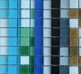 Mosaico pasta di vetro ritagli