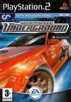 PS2 - Need for Speed: Underground (2003)