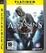 PS3 - Assassin's Creed Platinum (2007)