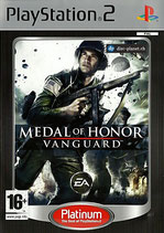 PS2 - Medal of Honor: Vanguard (2007)