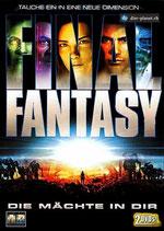 DVD - Final Fantasy: Die Mächte in dir (2001)