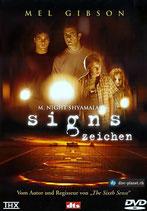 DVD - Signs - Zeichen (2002)