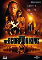 DVD - The Scorpion King (2002)
