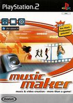PS2 - Magix Music Maker (2002)