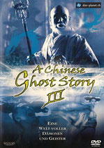 DVD - A Chinese Ghost Story 3 (1991)