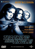 DVD - Teaching Mrs. Tingle! (1999)