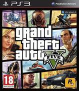 PS3 - Grand Theft Auto 5 / GTA 5 (2013)