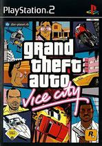 PS2 - Grand Theft Auto / GTA: Vice City (2002)