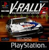 PS1 - V-Rally 2 - Championship Edition (1999)