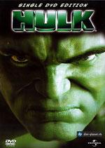DVD - Hulk (2003)