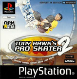 PS1 - Tony Hawk's Pro Skaters 2 (2000)
