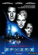 DVD - Sphere: Die Macht aus dem All (1998)