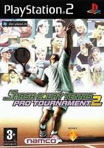 PS2 - Smash Court Tennis Pro Tournament 2 (2004)