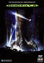DVD - Godzilla (1998)