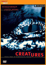 DVD - Creatures: Sixty Feet of Prehistoric Terror (2005)