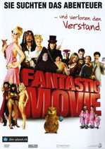 DVD - Fantastic Movie (2007)