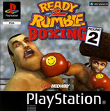 PS1 - Ready 2 Rumble Boxing Round 2 (1999)