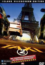 DVD - Taxi 2 - Taxi Taxi (2000)