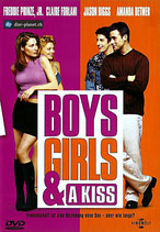DVD - Boys, Girls & a Kiss (2000)