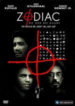 DVD - Zodiac: Die Spur des Killers (2007)