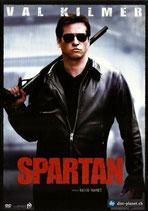 DVD - Spartan (2004)