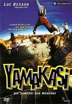 DVD - Yamakasi: Die Samurai der Moderne (2001)