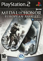 PS2 - Medal of Honor: European Assault (2005)