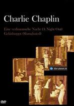 DVD - Charlie Chaplin: eine verbummelte Nacht / Gekidnappt (1915)