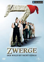 DVD - 7 Zwerge: Der Wald ist nicht genug (2006)