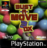 PS1 - Bust a Move 3DX (1996)