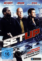 DVD - Set Up (2011)