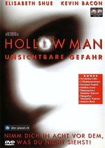 DVD - Hollow Man: Unsichtbare Gefahr (2000)