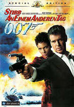 DVD - James Bond 007: Stirb an einem anderen Tag (2002)