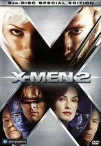 DVD - X-Men 2 (2003)  [2-Disc Special Edition]