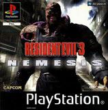 PS1 - Resident Evil 3 - Nemesis (1999)