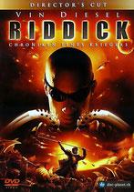 DVD - Riddick: Chroniken eines Kriegers (2004)
