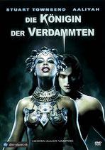 DVD - Die Königin der Verdammten (2002)