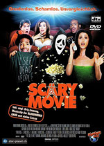 DVD - Scary Movie (2000)