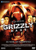 DVD - Grizzly Rage: Die Rache der Bärenmutter (2007)