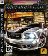 PS3 - Midnight Club: Los Angeles (2008)