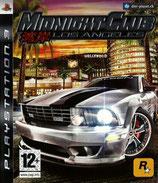 PS3 - Midnight Club: Los Angeles (2008)