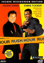 DVD - Rush Hour (1998) [Deluxe Widescreen Edition]