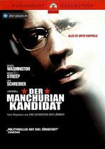 DVD - Der Manchurian Kandidat (2004)