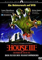 DVD - House 3: Der Fluch des Massenmörders (1989)